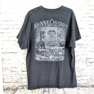 💸• 3 for $30💸 Kenny Chesney 2016 tour tee